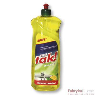 Płyn do naczyn TAK! 1l cytryna