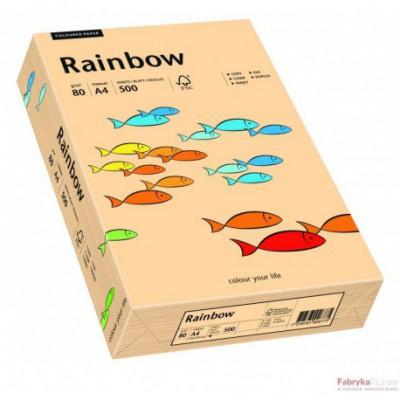 Papier xero kolorowy Rainbow łosiosiowy 40