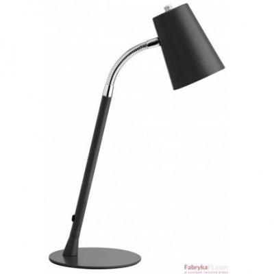 Lampa biurkowa UNILUX FLEXIO 20 LED czarna